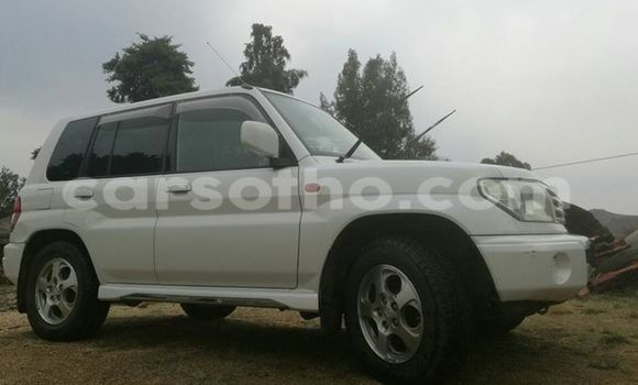 Buy Used Mitsubishi Pajero White Car in Maseru in Maseru