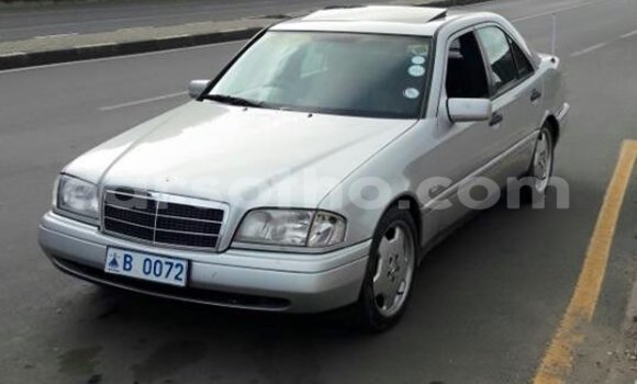 Buy Used Mercedes‒Benz C–Class Silver Car in Maseru in Maseru