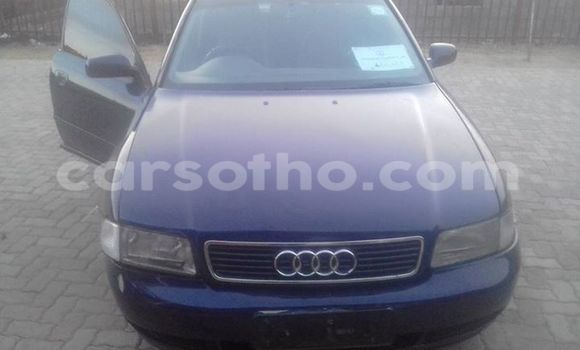 Buy Used Audi A4 Blue Car in Maseru in Maseru