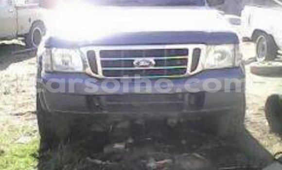 Buy Used Ford Ranger Black Car in Maseru in Maseru