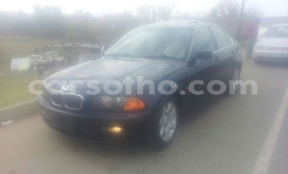 Buy Used BMW 3-Series Black Car in Maseru in Maseru