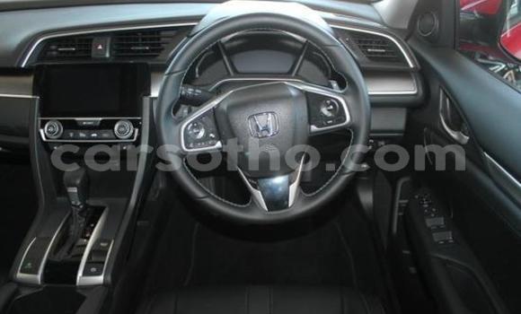 Buy Used Honda Civic Red Car in Thaba–Tseka in Mafeteng