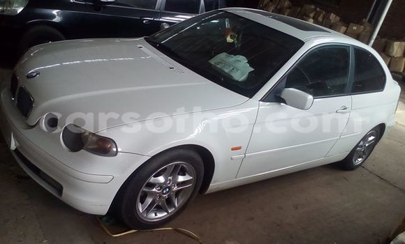 Buy Used BMW 3-Series White Car in Maseru in Maseru