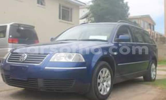 Buy Used Volkswagen Passat Blue Car in Maseru in Maseru