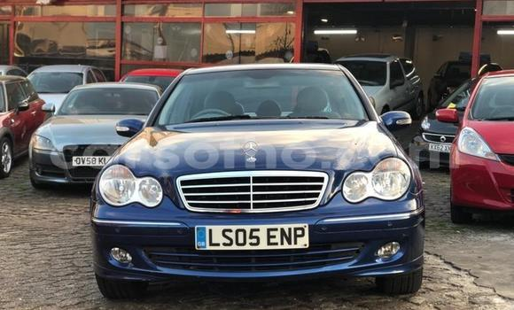 Buy Used Mercedes-Benz C–Class Blue Car in Butha–Buthe in Thaba-Tseka