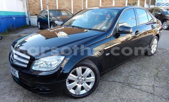 Buy Used Mercedes-Benz C–Class Black Car in Hlotse in Leribe