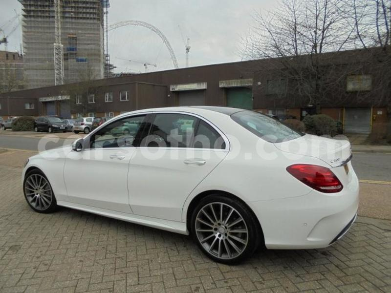 Buy Used Mercedes Benz C Klasse Amg White Car In