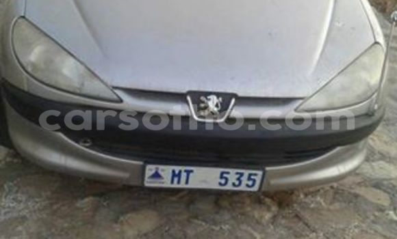 Buy Used Peugeot 206 Silver Car in Maseru in Maseru