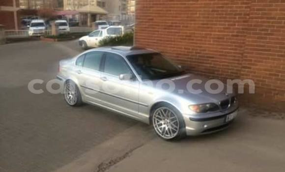 Buy Used BMW 3–Series Silver Car in Maseru in Maseru