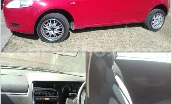 Buy Used Fiat Punto Red Car in Maseru in Maseru