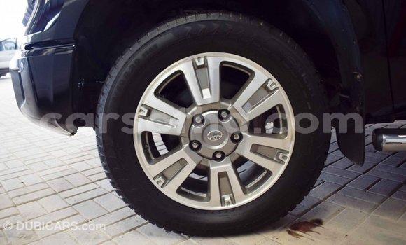 Buy Import Toyota Tundra Black Car in Import - Dubai in Maseru