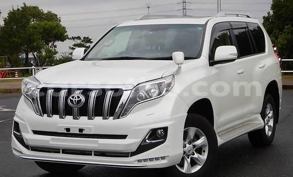 Buy Used Toyota Land Cruiser Prado White Car in Maseru in Maseru