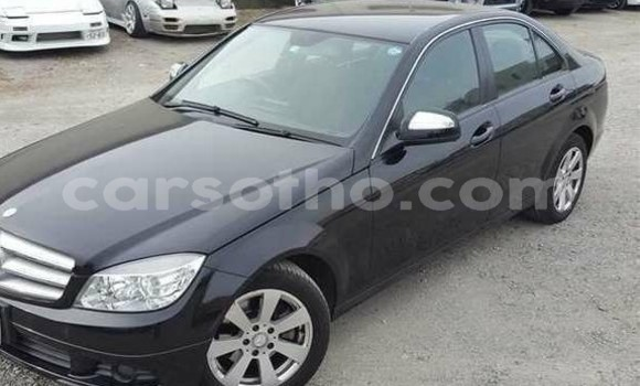 Buy Used Mercedes-Benz C–Class Black Car in Butha Buthe in Butha-Buthe