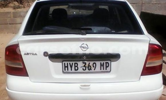 Buy Used Opel Astra White Car in Maseru in Maseru