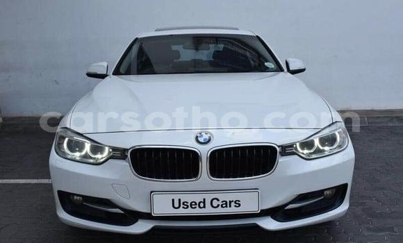 Buy Used BMW 3–Series White Car in Maseru in Maseru