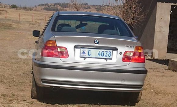 Buy Used BMW 3-Series Silver Car in Maseru in Maseru