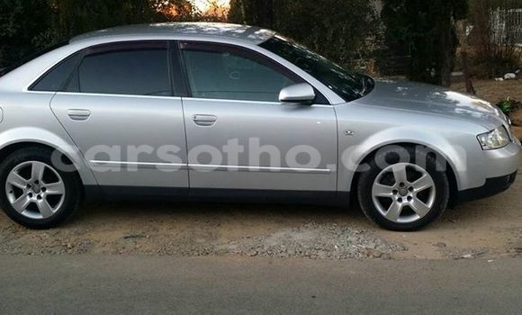 Buy Used Audi A4 Silver Car in Maseru in Maseru