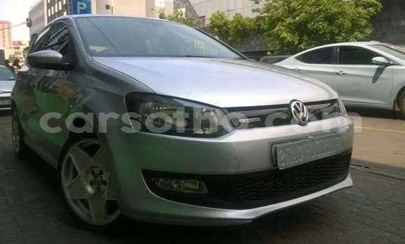 Acheter Occasion Voiture Volkswagen Polo Gris à Maseru au Maseru