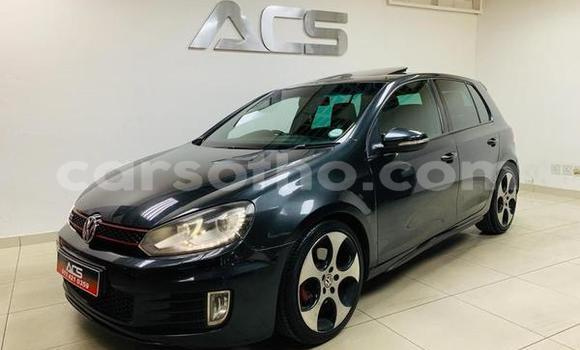 Buy Import Volkswagen Golf GTI Black Car in Peka in Leribe