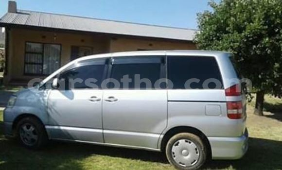 Buy Used Toyota Noah Silver Car in Maseru in Maseru