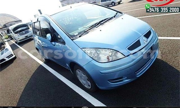Buy New Mitsubishi Colt Blue Car in Maseru in Maseru