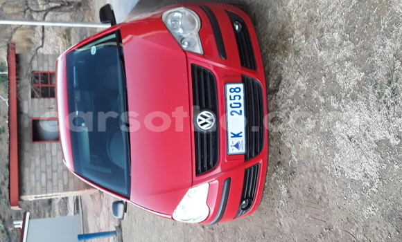 Buy Used Volkswagen Polo Red Car in Mohale's Hoek in Mohale's Hoek