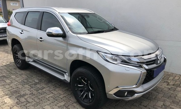 Buy Used Mitsubishi Pajero Sport Silver Car in Butha–Buthe in Thaba-Tseka