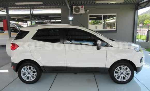 Buy Used Ford EcoSport White Car in Maseru in Maseru