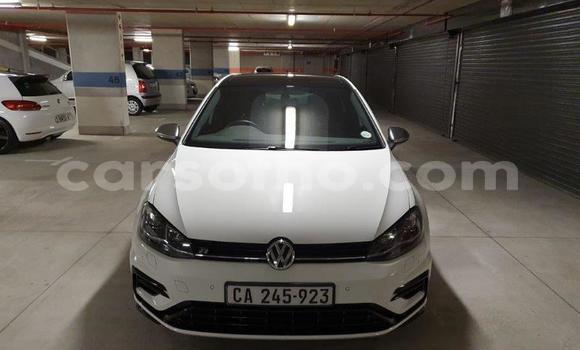 Buy Used Volkswagen Golf R White Car in Hlotse in Leribe