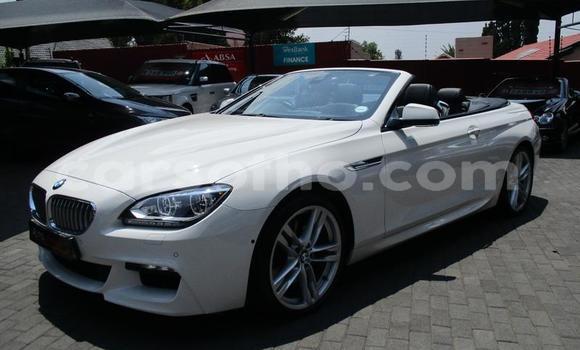 Buy Used BMW 6er White Car in Maseru in Maseru