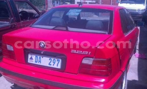 Buy Used BMW 3–Series Red Car in Maseru in Maseru
