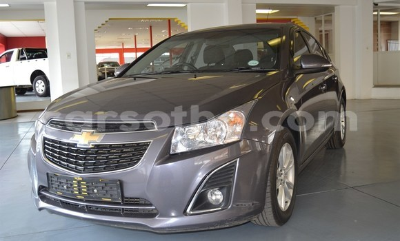 Buy Used Chevrolet Cruze Silver Car in Maputsoa in Leribe
