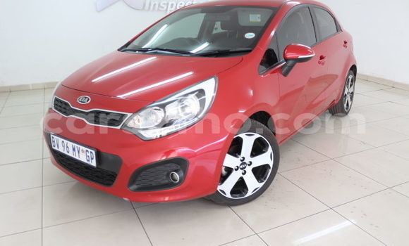 Buy Used Kia Rio Red Car in Maseru in Maseru