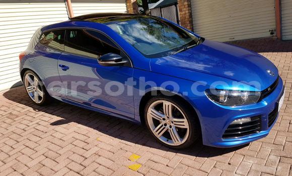 Buy Used Volkswagen Scirocco R Blue Car in Maseru in Maseru