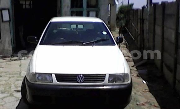Buy Used Volkswagen Polo White Car in Maseru in Maseru