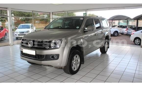 Buy Used Volkswagen Amarok Silver Car in Butha–Buthe in Thaba-Tseka