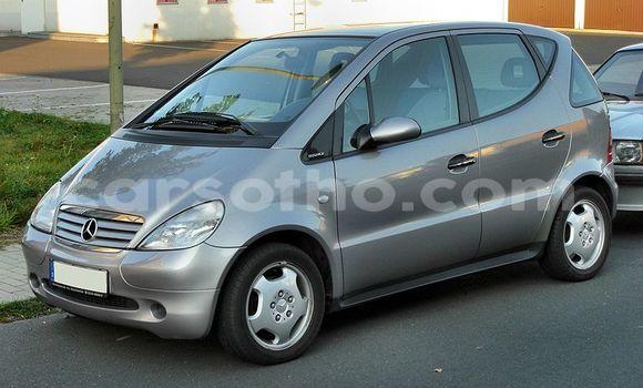 Buy Used Mercedes‒Benz 190 Silver Car in Maseru in Maseru