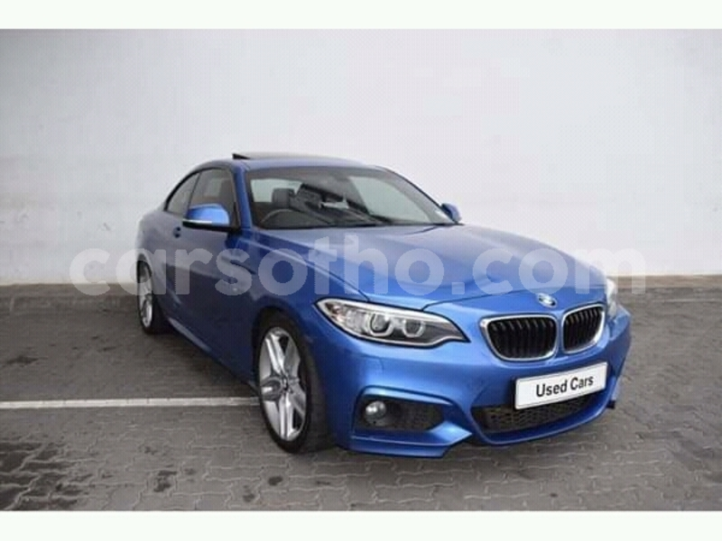 Buy Used BMW M2 Blue Car in Maseru in Maseru - CarSotho