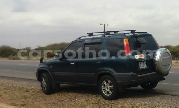 Buy Used Honda CR-V Black Car in Maseru in Maseru