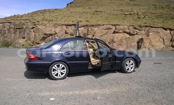 Buy Used Mercedes‒Benz C-Class Black Car in Maseru in Maseru
