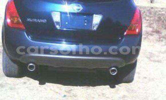 Buy Used Nissan Murano Black Car in Maseru in Maseru