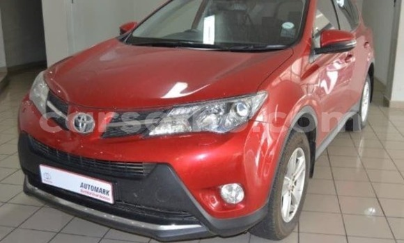 Buy Used Toyota RAV4 Red Car in Maseru in Maseru