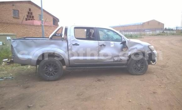 Buy Used Toyota Hilux Brown Car in Maseru in Maseru