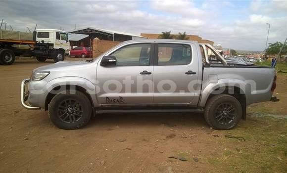 Buy Used Toyota Hilux Brown Car in Maseru in Maseru