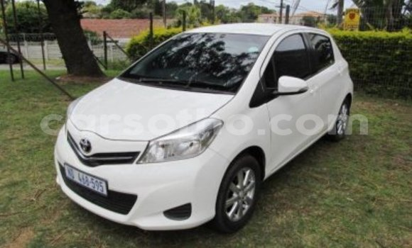 Buy Used Toyota Yaris Black Car in Peka in Leribe