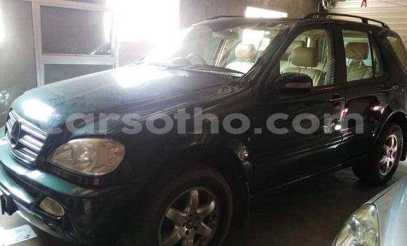 Buy Used Mercedes‒Benz ML-Class Green Car in Maseru in Maseru