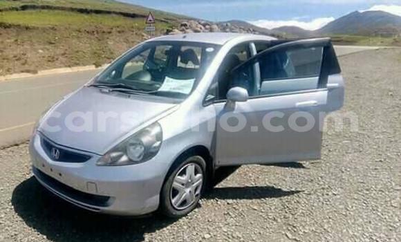 Buy Used Honda FIT Silver Car in Maseru in Maseru