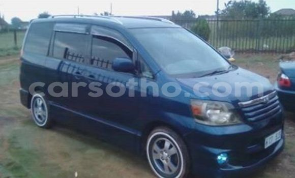 Buy Used Toyota Noah Blue Car in Maseru in Maseru