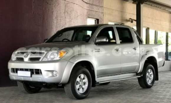 Buy Used Toyota Hilux Silver Car in Maseru in Maseru