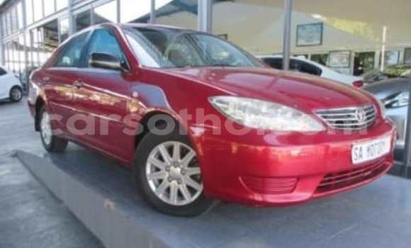 Buy Used Toyota Camry Red Car in Mohale's Hoek in Mohale's Hoek